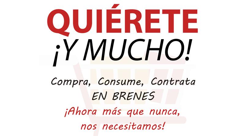 Campaña de apoyo al comercio local 'Quiérete ¡y mucho!'
